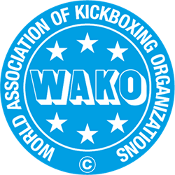 CERTYFIKAT • WORLD ASSOCIATION OF KICKBOXING ORGANIZATIONS • WAKO