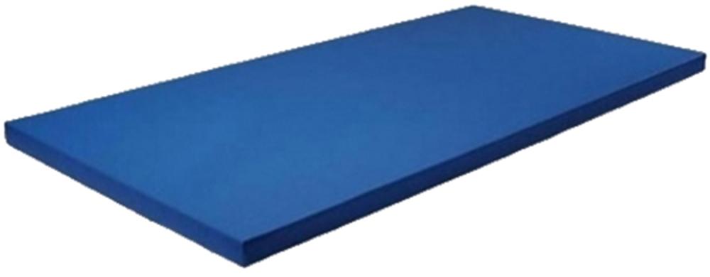 MATA TATAMI DAX• DeLuxe ® 1x2m 4cm 240kg/m3 IJF - Niebieska