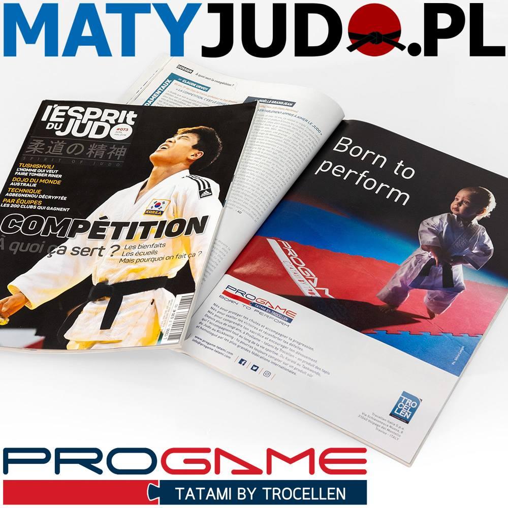 Magazyn sportowy L'esprit du Judo - TROCELLEN PROGAME