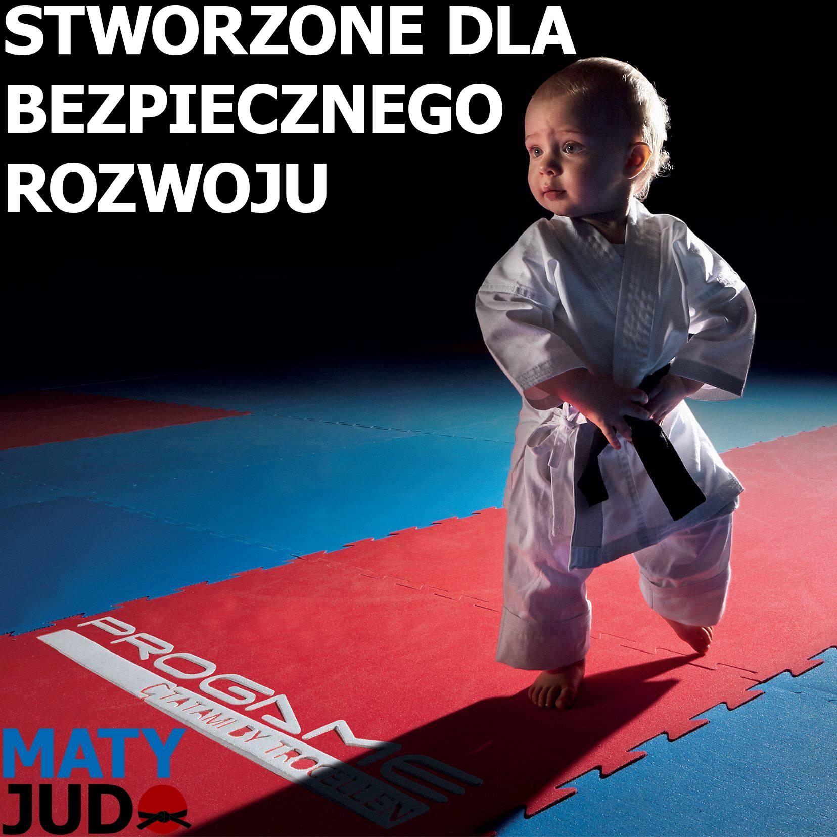 Maty Judo - TROCELLEN PROGAME - Stworzone dla bezpiecznego rozwoju